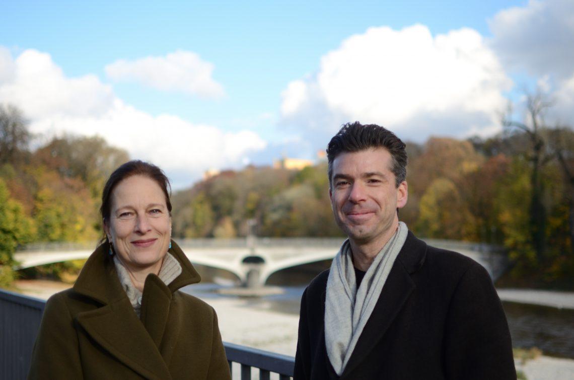 Anja Lechner und Mathis Nitschke