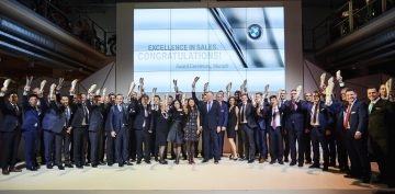 BMW – Excellence in Sales 2016