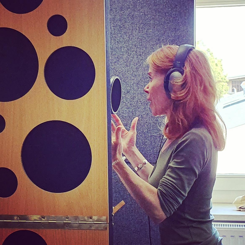 Isolde Gesangsaufnahme mit Martina Koppelstetter